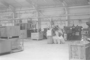 The factory circa 1972